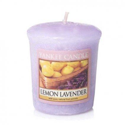 Yankee Candle - votivní svíčka Lemon Lavender 49g