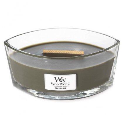 WoodWick - vonná svíčka Frasier Fir (Fraserova jedle) 453g