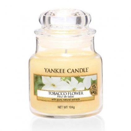 Yankee Candle - vonná svíčka Tobacco Flower 104g