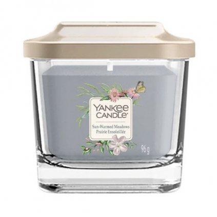 Yankee Candle Elevation - vonná svíčka Sun-Warmed Meadows 96g