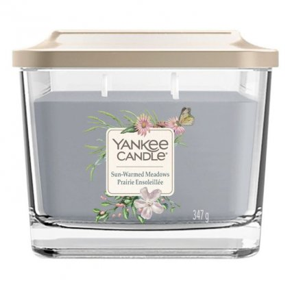 Yankee Candle Elevation - vonná svíčka Sun-Warmed Meadows 347g