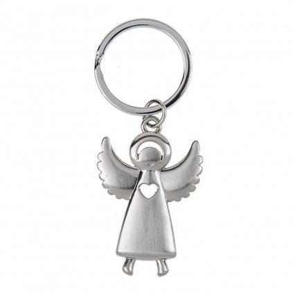 Přívěsek na klíče - Anděl strážný