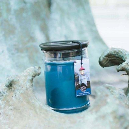 Bridgewater - vonná svíčka Nantucket Coast, malá 250g