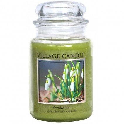 Village Candle - vonná svíčka Jarní probuzení 737g