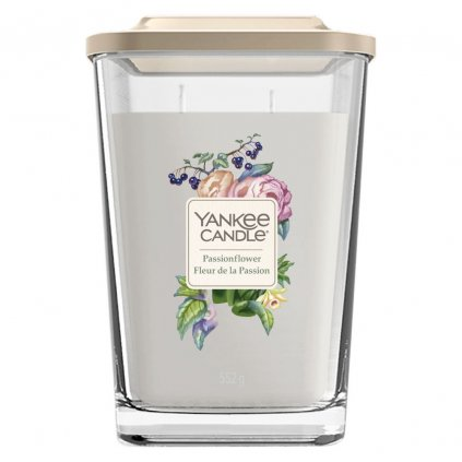 Yankee Candle Elevation - vonná svíčka Passionflower 552g