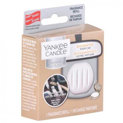 Yankee Candle - náhradní náplň Charming Scents, vůně Seaside Woods 1 ks