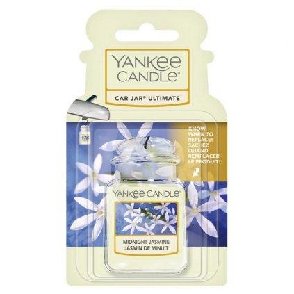 Yankee Candle - gelová visačka do auta Midnight Jasmine 1 ks