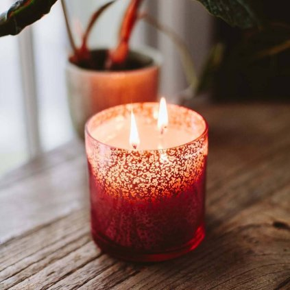Bridgewater - vonná svíčka Sweet Grace ve zdobeném skle, 510g
