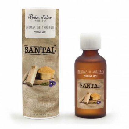 Boles d'olor - vonná esence Santal (Santalové dřevo) 50 ml