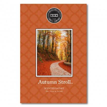 Bridgewater - vonný sáček Autumn Stroll 115 ml