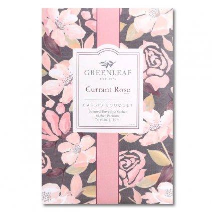 Greenleaf - vonný sáček Currant Rose 115 ml
