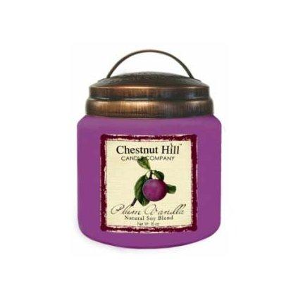 Chestnut Hill - vonná svíčka Plum Vanilla 454g