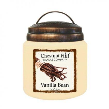Chestnut Hill - vonná svíčka Vanilla Bean 454g