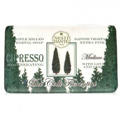 Nesti Dante - přírodní mýdlo Cipresso (Cedr) 250g