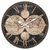 Nástěnné hodiny The World, 34 cm