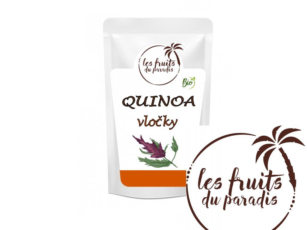 Quinoa vlocky Bio sacek