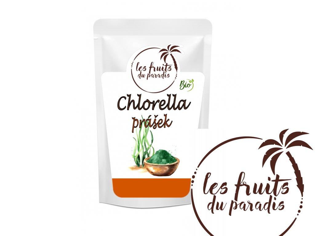 Chlorella bio sacek