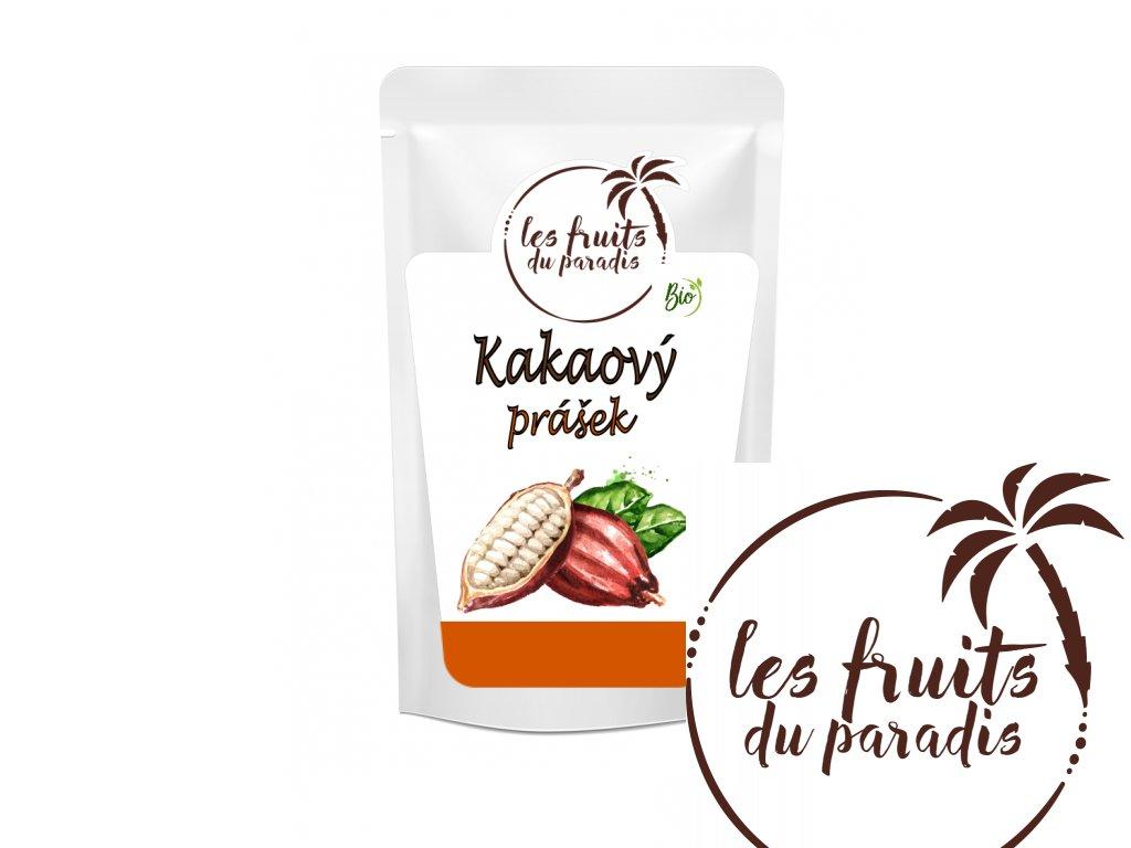 Kakaovy prasek Bio sacek