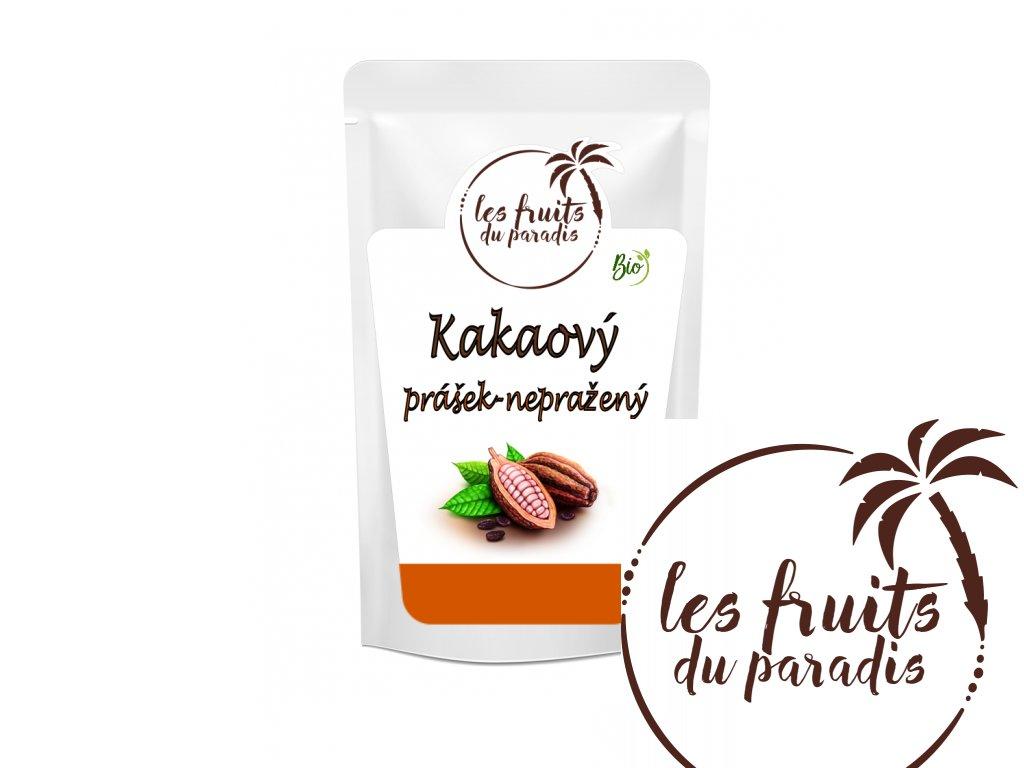 Kakaove prasek neprazeny Bio sacek