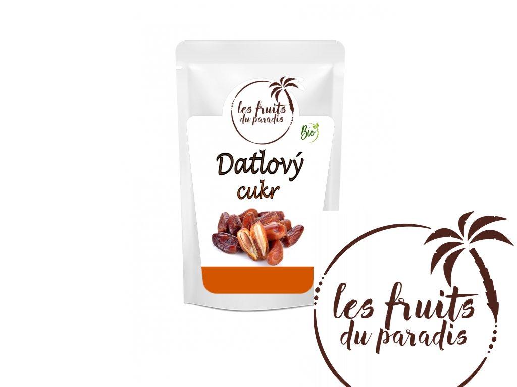 Datlovy cukr Bio sacek
