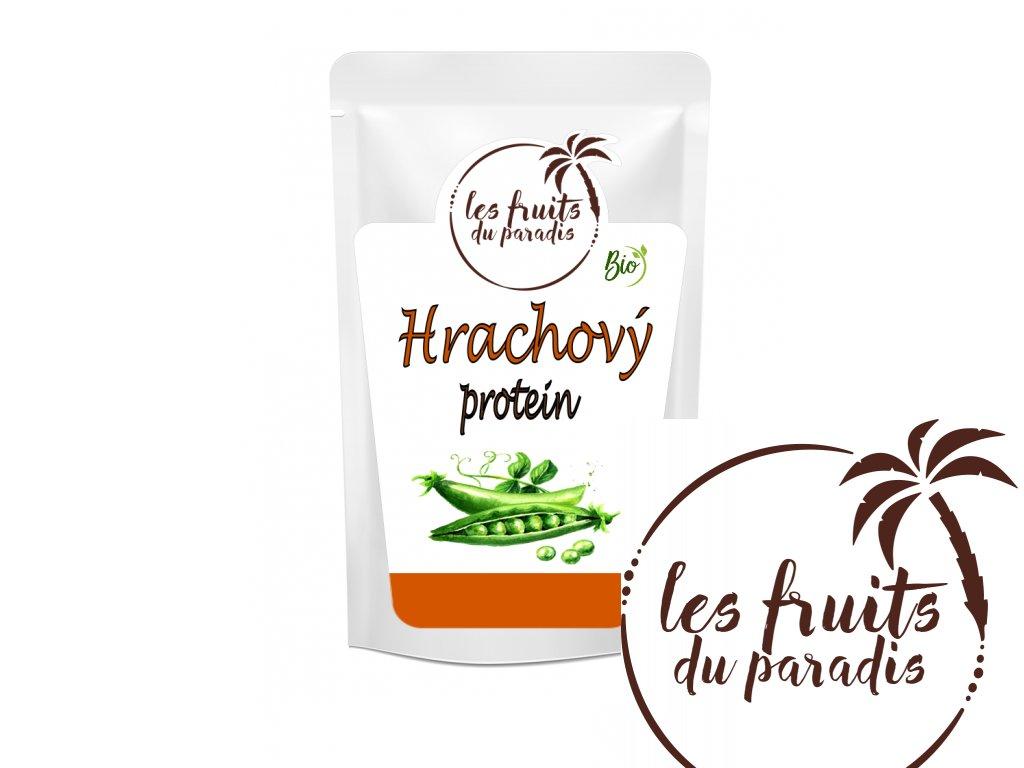 Hrachovy protein s sackem