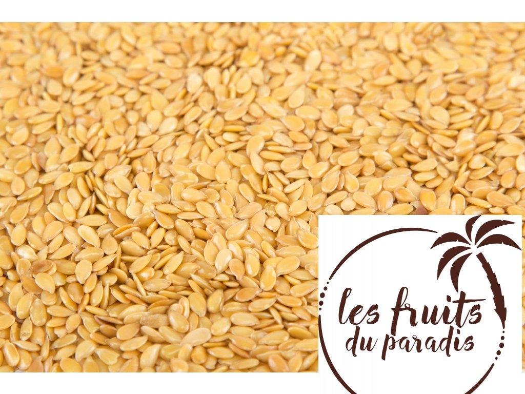 Lněné semínko zlaté 25kg
