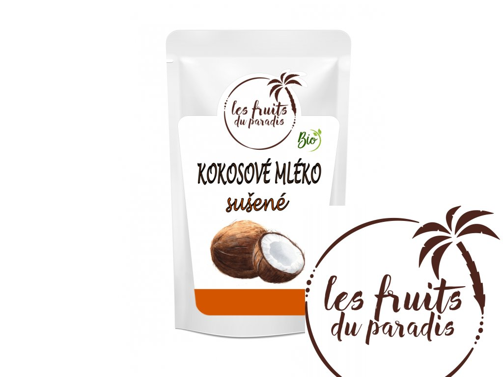 Kokosové mléko sacek