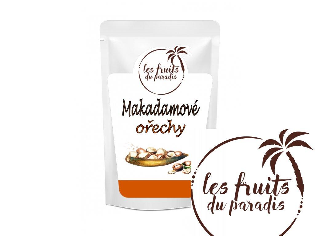 Makadamovy orechy nebio sacek