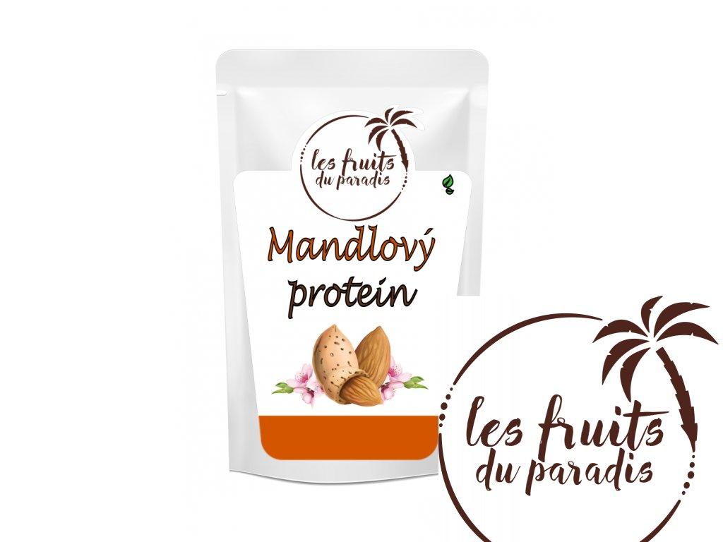 Mandlovy protein nebio sacek