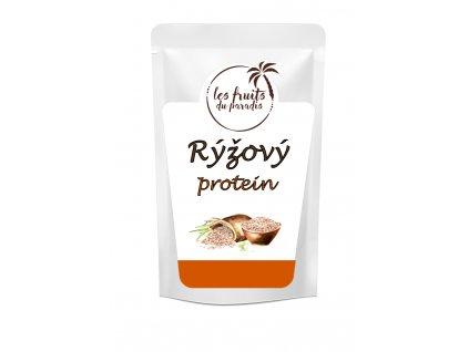 Ryzovy protein s sackem
