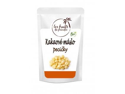 Kakaové máslo pecky bio sacek