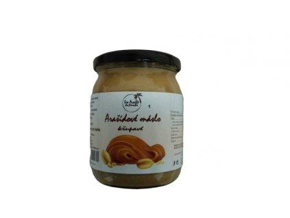 Arašidové máslo Crunchy PL 500gr Polsko