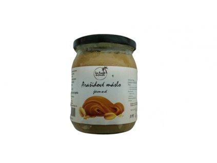 Arašidové máslo Smooth PL 500gr