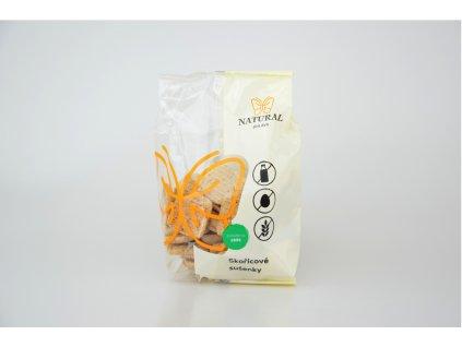 Sušenky skořicové bez lepku, vajec a mléka -  150g Natural Jihlava