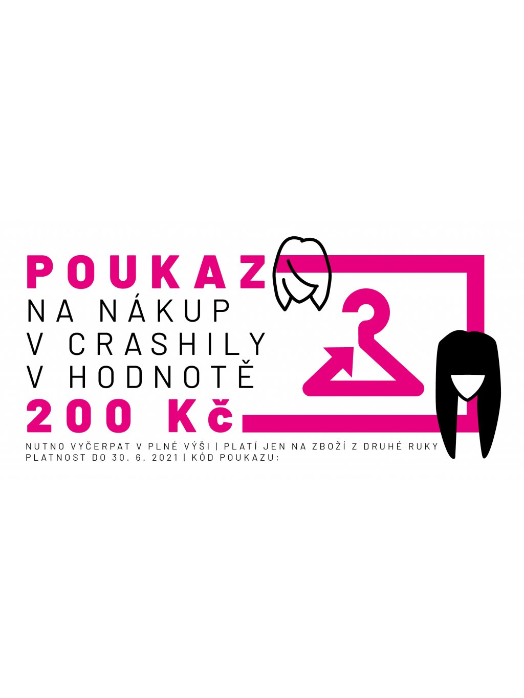 crashily POUKAZKA