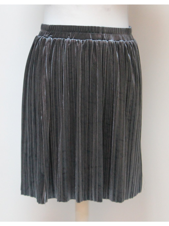 sametová sukně