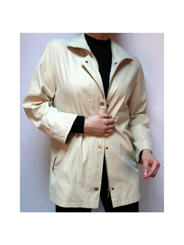 jarní vintage bunda