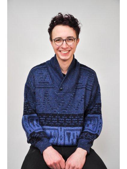 Vintage svetr