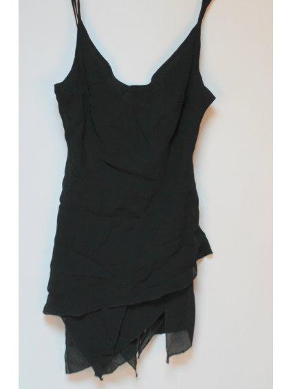 mini šaty/tunika s cípy