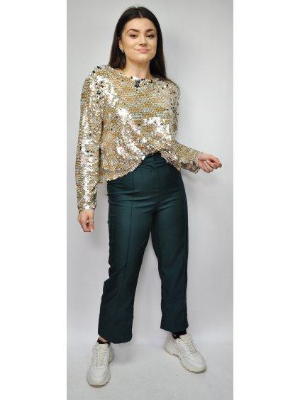 flitrovaný top Zara