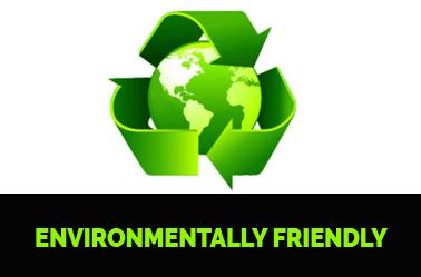 Šetříme životní prostředí. Environmentally friendly