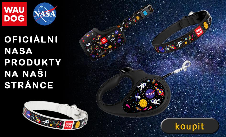 Oficialní produkty pro psy NASA