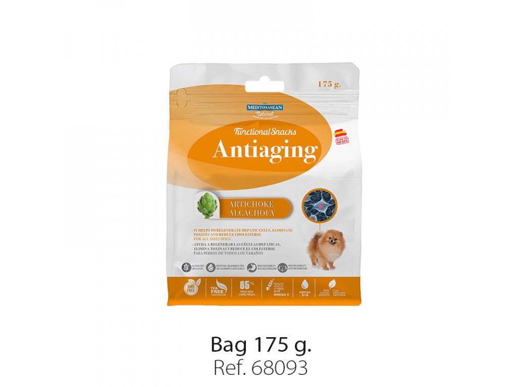 Pamlsky pro psy na regeneraci Antiaging