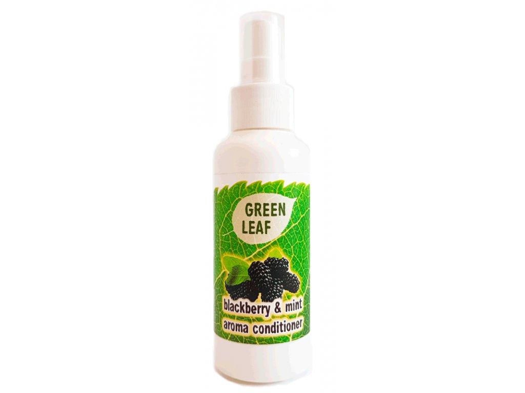 Bio AROMA konditioner pro psa Green Leaf ostružina 100ml