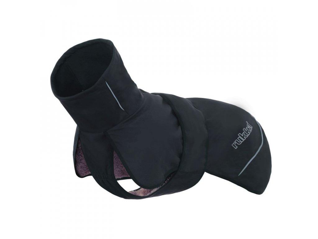 Teplé oblečení pro psa RUKKA Windy Černé