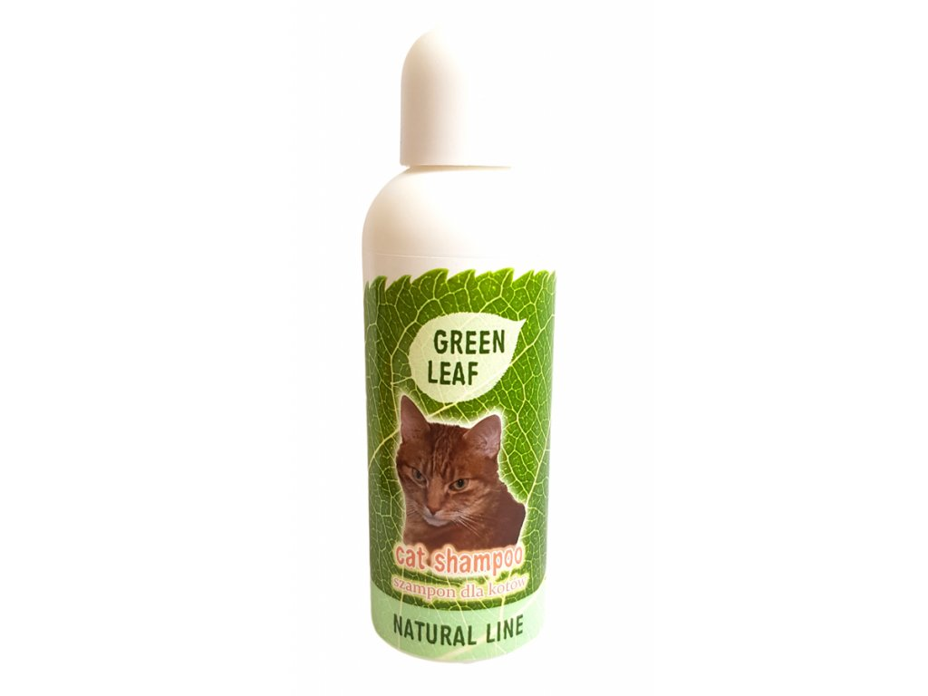 BIO Šampón pro kočky