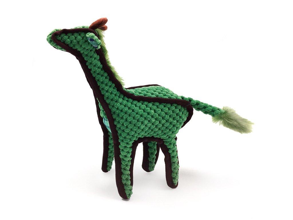 Plyšová hračka pro psa WILD žirafa