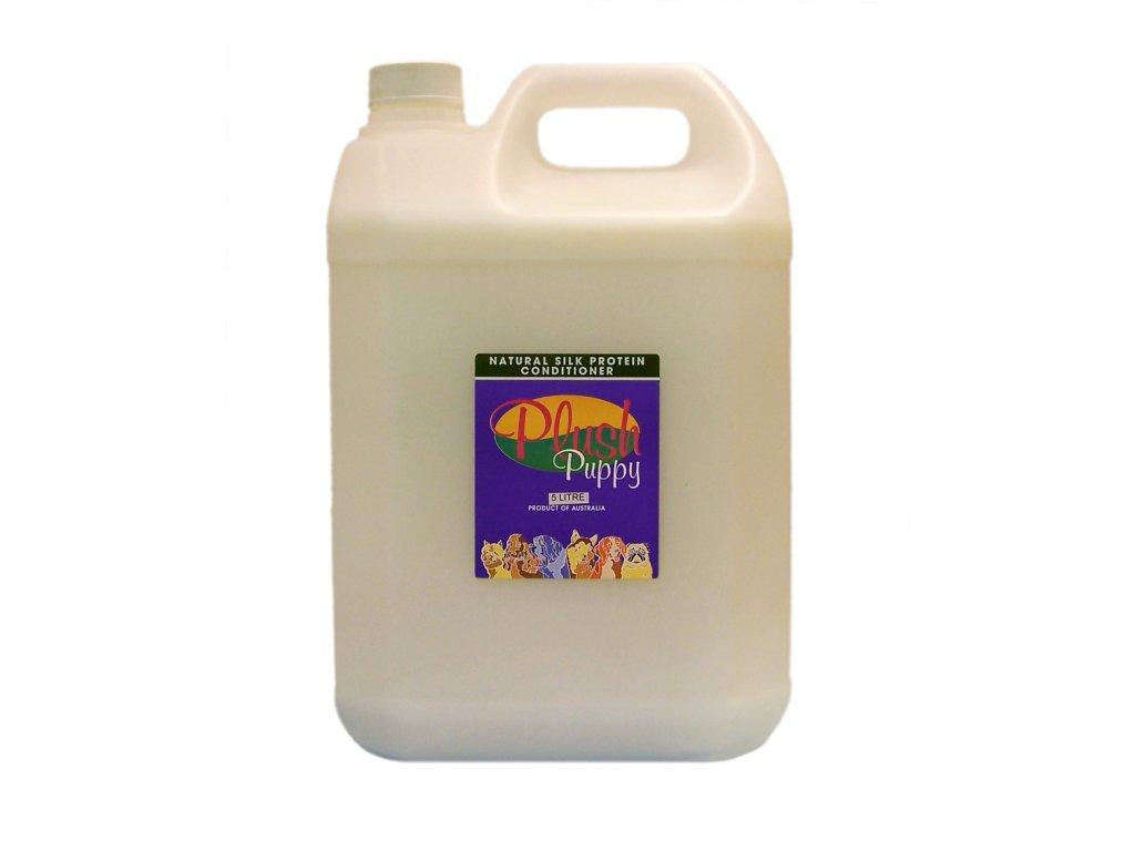 Přírodní kondicionér Natural Silk Protein Conditioner 5l