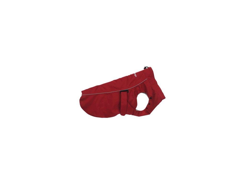Pláštěnka pro psa Red Dingo červená