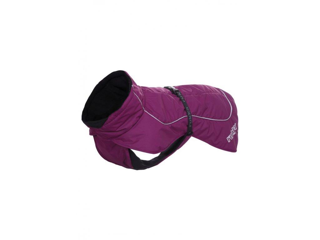Teplé oblečení pro psa RUKKA Coldzone Fialová
